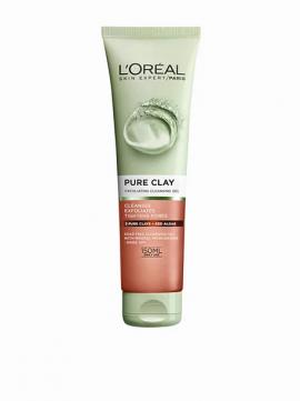 LOreal Paris Pure Clay Glow Scrub 150ml