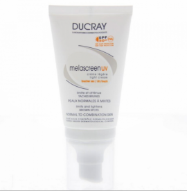 DUCRAY Melascreen UV dry touch Legere cream 50+spf 40ml
