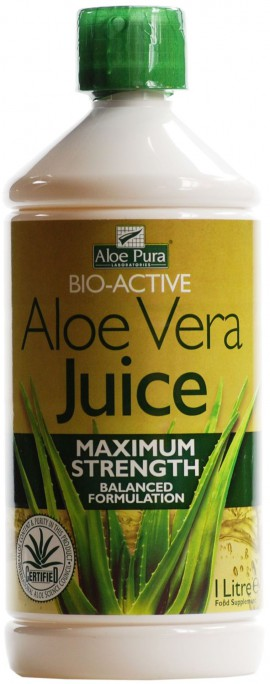 Optima Aloe Vera Juice Maximum Strength 1000ml