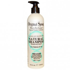 Original Sprout Natural Shampoo for Babies & Up 354ml