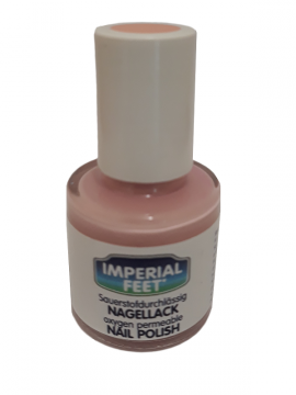 Imperial Feet Fungal Nail Polish Ροζ Χρώμα 12ml