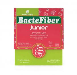 Holistic Med Bactefiber Junior 14 φακελάκια