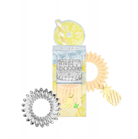 Invisibobble Happy Hour Just Pine Duo Pack 6τμχ