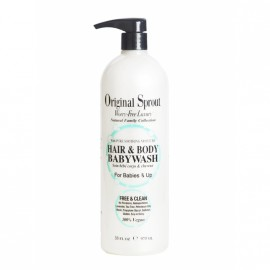 Original Sprout Hair and Body Baby Wash 33 fl oz. 975ml