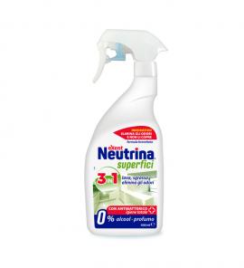 Exent Neutridina Superfici 3in1 Spray για τις επιφάνειες 500ml 1τμχ