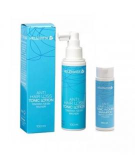 Helenvita Set Anti Hair Loss Tonic Lotion 100ml + Δώρο Anti Hair Loss Tonic Women Shampoo 100ml