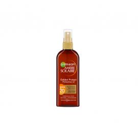 Garnier Ambre Solaire Golden Protect Sun Oil SPF20 Λαδι Προστασιας 150ml