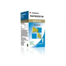 Arkopharma Magnesium & Vitamin B-6 45caps