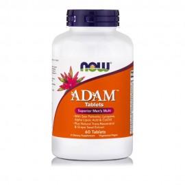 Now Foods Adam Superion Men's Multi 60tabs