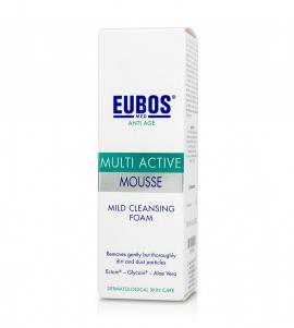 Eubos Multi Active Mousse Mild Cleansing Foam 100ml
