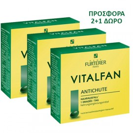 Rene Furterer VITALFAN ANTICHUTE REACTIONNELLE 30CAPS 2+1 ΔΩΡΟ