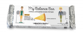 Power Health Healthy & Tasty My Balance Bar με Γεύση Lemon Pie 35gr
