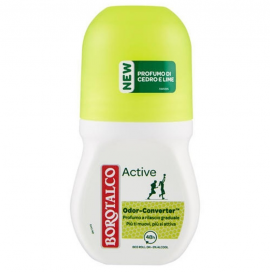 Borotalco Active Roll On Citrus & Lime 50ml