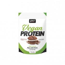 QNT Vegan Protein Single Dose Chocolade Muffin 20gr