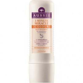 AUSSIE 3 Minute Miracle Colour Mate Deep Treatment Κρέμα 3 λεπτών εντατικής θρέψης για βαμμένα μαλλιά 250ml