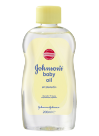 Johnsons BABY OIL ΧΑΜΟΜΗΛΙ 200ML