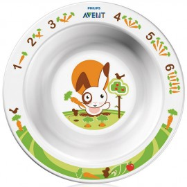 AVENT Μπωλ φαγητού μικρό 6M+ SCF706/00