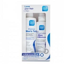 Pharmalead Πακέτο Προσφοράς 2 σε 1 Τόνωση & Ενδυνάμωση για την Τριχόπτωση Λοσιόν Τόνωσης 150ml & Σαμπουάν 250ml
