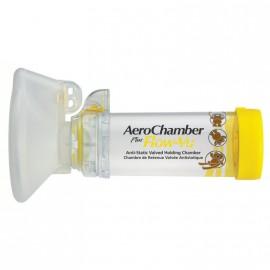 AeroChamber Plus Παιδιών με επιστόμιο Παιδική Μάσκα για 1-5 ετών