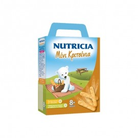 Nutricia Βρεφικά Μίνι Κριτσίνια 8m+ 180gr