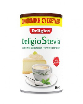 DELIGIOS Deligio Stevia 1kg