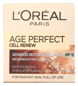 LOreal Paris Age Perfect Κυτταρική Ανάπλαση SPF15 Day Cream 50ml