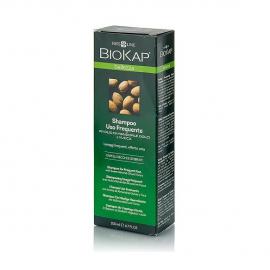 Biokap Shampoo Uso Freguente Σαμπουάν για Όλους τους Τύπους Μαλλιών 200ml