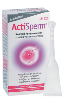 INTERMED ACTISPERM 6x5ML