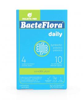 Holistic Med Bacteflora Daily 30 φυτοκάψουλες