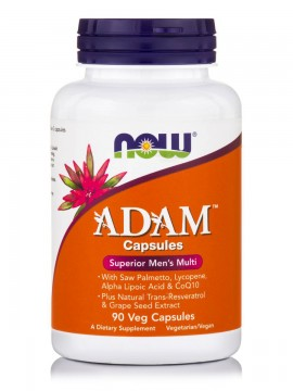 Now Foods ADAM The Ultimate Male Multivitamin 90Vcaps