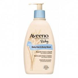 AVEENO BABY DAILY HAIR & BODY 300ML