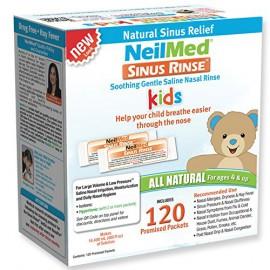 NEILMED SINUS RINSE 120 PREMIXED PAEDIATRIC SACHETS