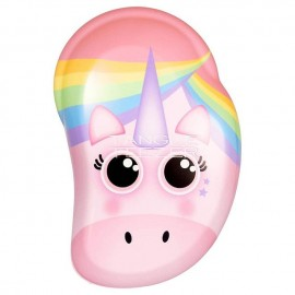 Tangle Teezer Detangling Hairbrush Wet and Dry Small Original Pink Unicorn Παιδική Βούρτσα Μαλλιών 1τμχ