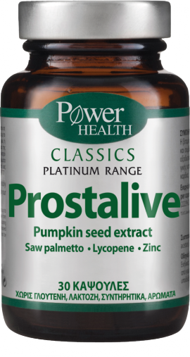 Power Health Classics Platinum PROSTALIVE 30s CAPS