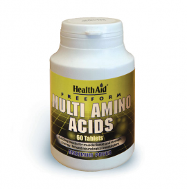 HEALTH AID MULTI AMINO ACIDS 60s