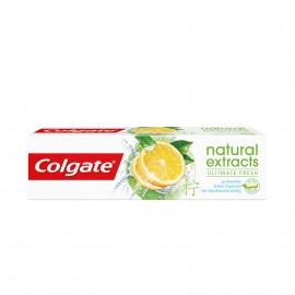 Colgate Natural Extracts Ultimate Fresh Lemon 75ml