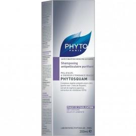 Phyto Phytosquam Shampoo Purifiant 200ml