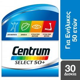 CENTRUM SELECT 50+ 30 TAB NEW