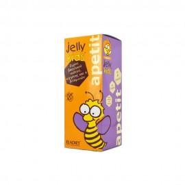 Eladiet Jelly Kids Apetit Συμπλήρωμα Διατροφής με Βασιλικό Πολτό και Βιταμίνες Χωρίς Γλουτένη 150ml
