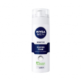 NIVEA MEN Αφρός Ξυρίσματος Sensitive 250 ml