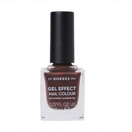 Korres Gel Effect Nail Colour 61 Seashell 11ml