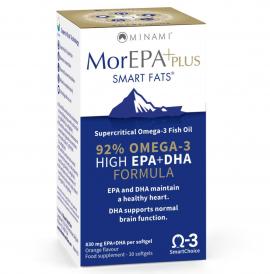 AM HEALTH MorEPA+ Plus 30caps