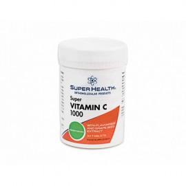 Super Health Super Vitamin C 1000 30tabs