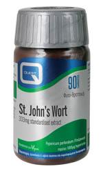 QUEST St. JOHN'S WORT 333mg 90TABS