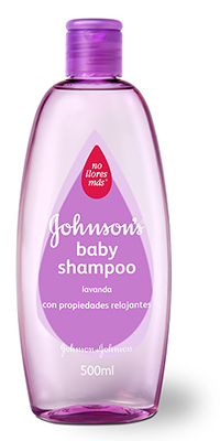 Johnsons Baby Shampoo Relaxing Lavender 500ml