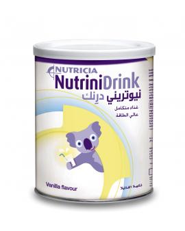 NUTRICIA NUΤRINIDRINK POWDER ΒΑΝΙΛΙΑ 400GR