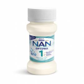 Nestle Nan Optipro 1 Γάλα για Βρέφη Έτοιμο προς Κατανάλωση από τη Γέννηση 32 Χ 70ml