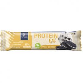 My Elements Vegan Protein Bar Vanilla Cookies Μπάρα Πρωτεΐνης Χωρίς Λακτόζη και Γλουτένη 40gr