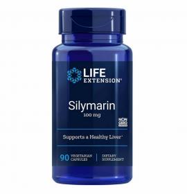 Life Extension Silymarin 100Mg 90Caps
