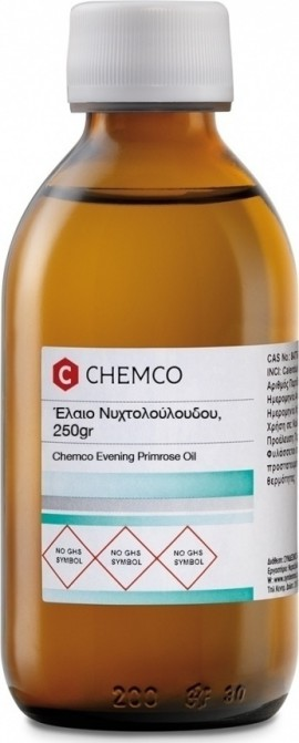 Chemco Έλαιο Νυχτολούλουδου Εξευγενισμένο 250ml